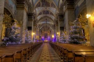 Kielce katedra
