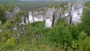 skały mirowskie